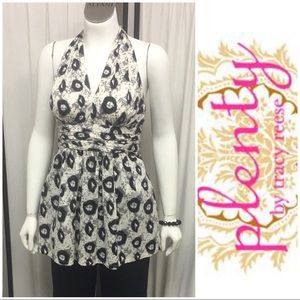 Adorable Halter Top By Tracy Reese